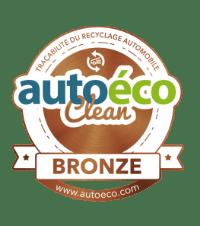 Les Trophées de l'Environnement Label Bronze
