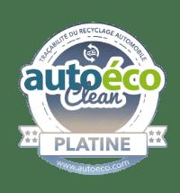 Les Trophées de l'Environnement Label Platine