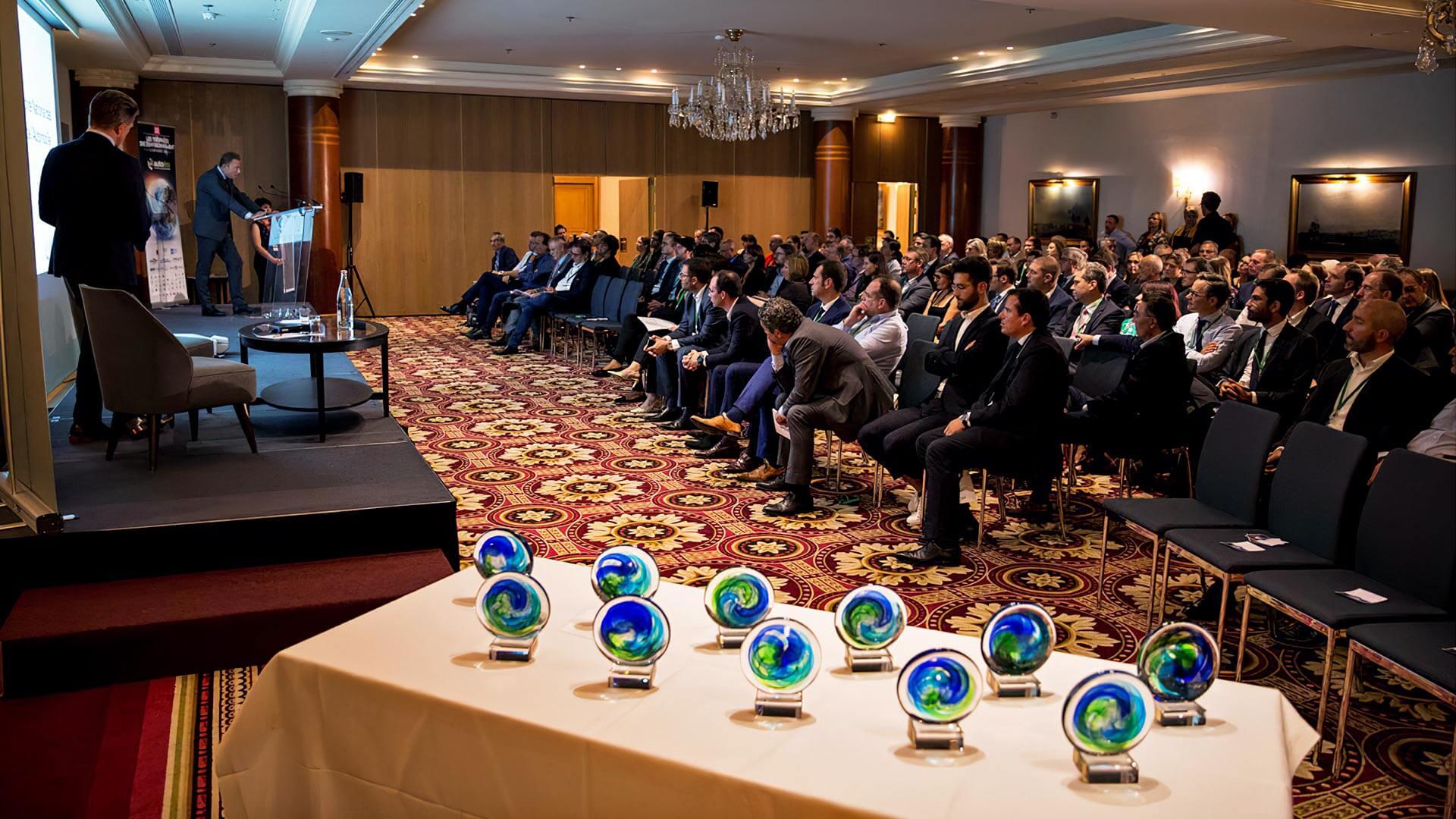 Les Trophées de l'Environnement édition 2019