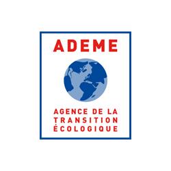Les Trophées de l'Environnement Logo Partenaire ADEME petit format