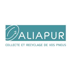 Les Trophées de l'Environnement Logo Partenaire ALIAPUR petit format